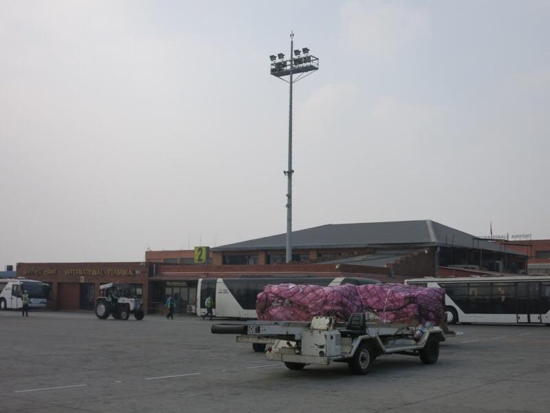 カトマンドゥ空港
