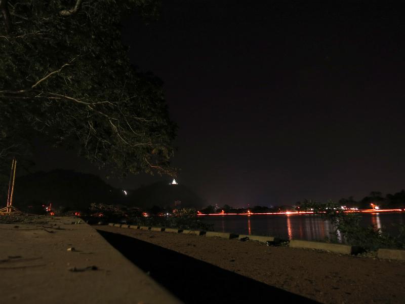 クルネーガラ貯水池