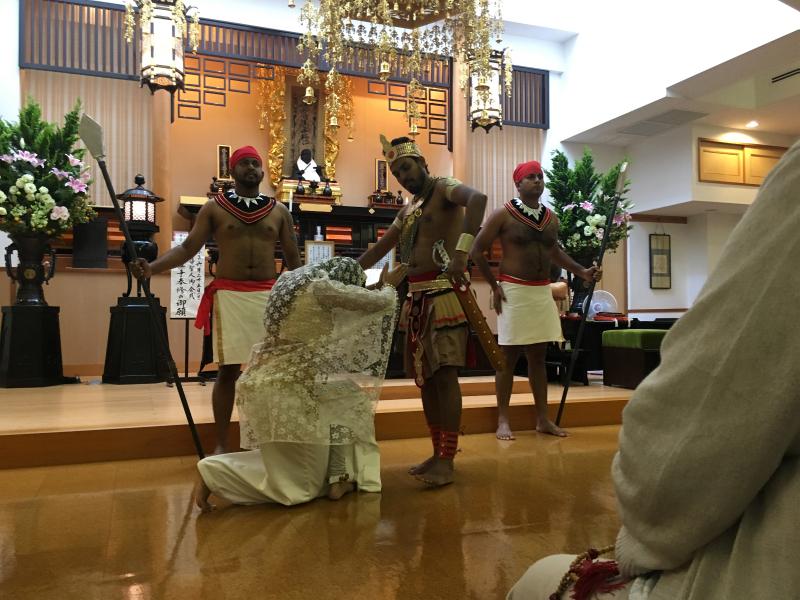 スリランカ舞踊